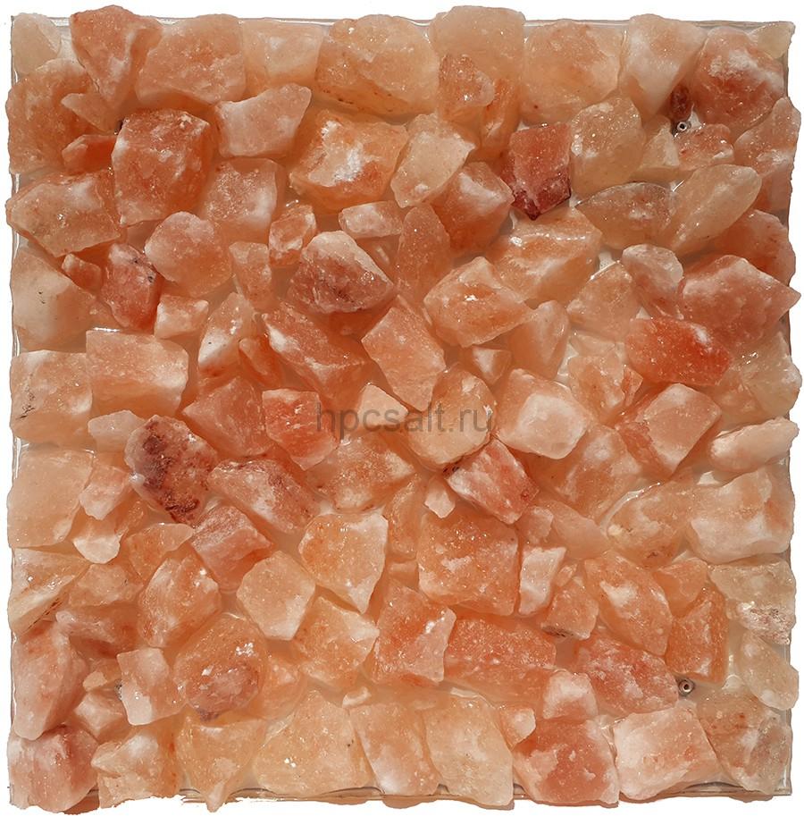 Панно своими руками из гималайской соли